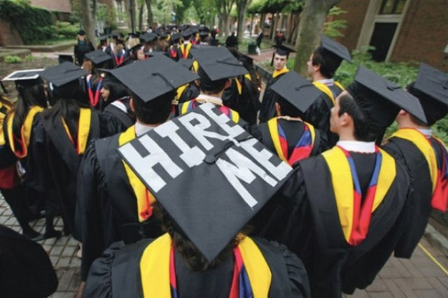 """Hire me!"": How A Graduate Can Be A Cut Above The Rest"
