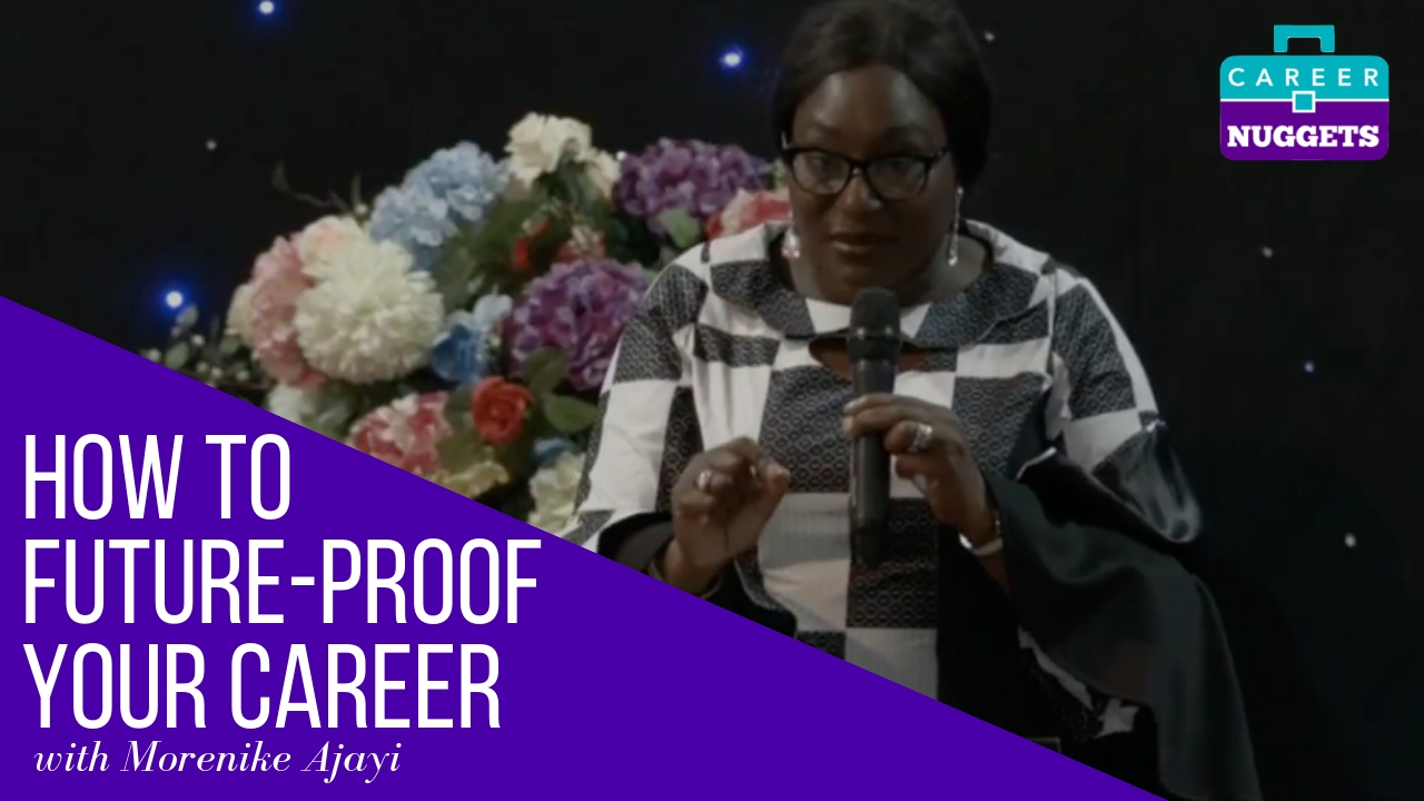 How to Future-Proof your Career (Video)