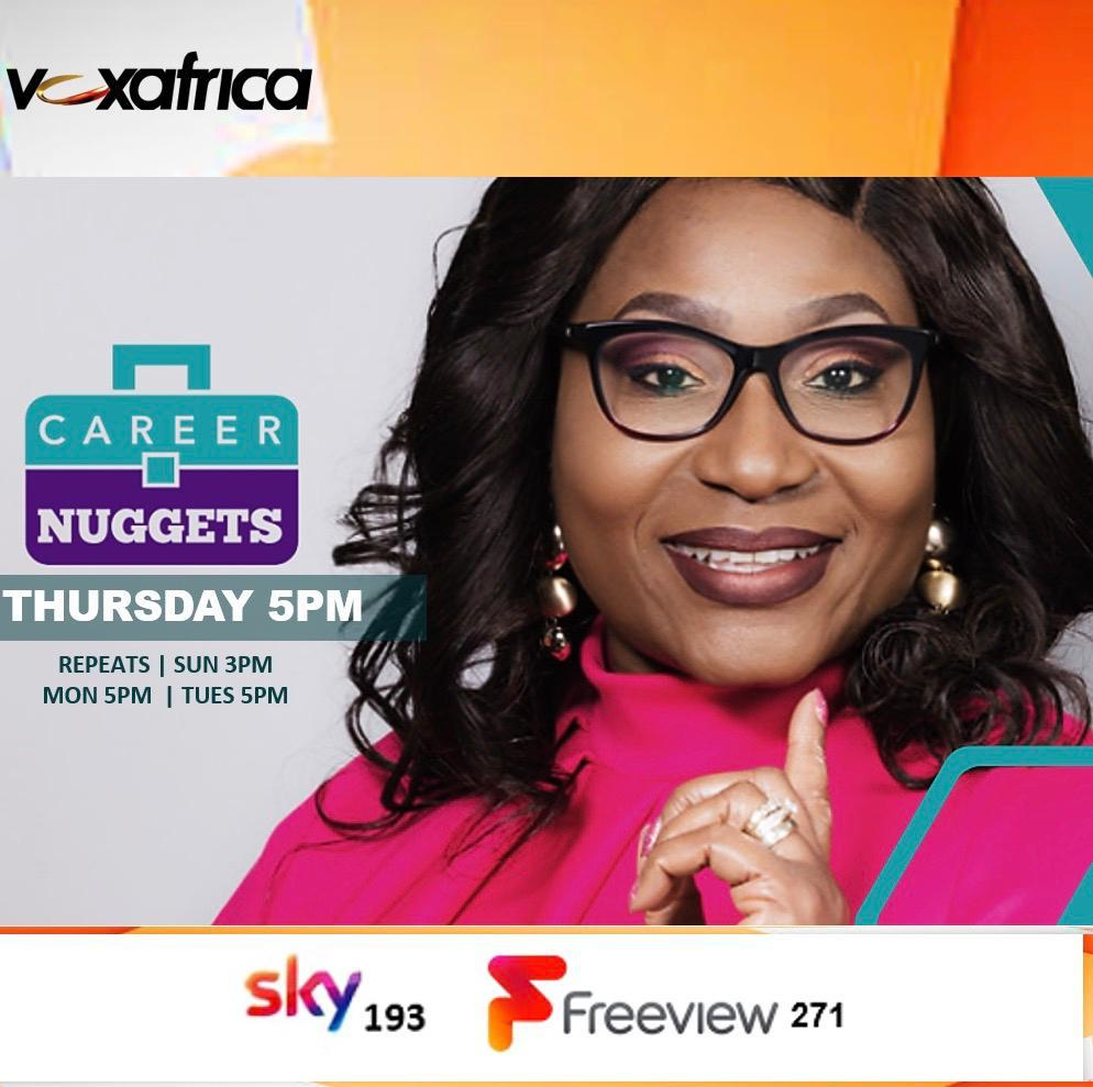 Now Showing: Career Nuggets TV Show – Season 3