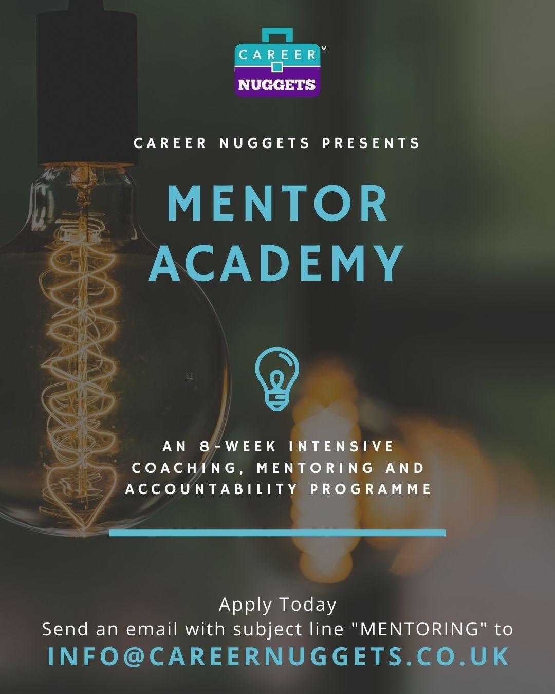 Mentor Academy